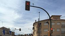 Renovación cruces semafóricos