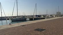 Torretas de servicios portuarios - Roda de Barà