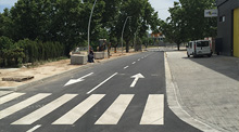 Proyecto urbanización y parking - Vilafranca