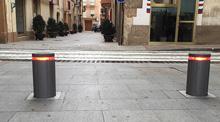 Control acceso - Plaça Vila de Cambrils